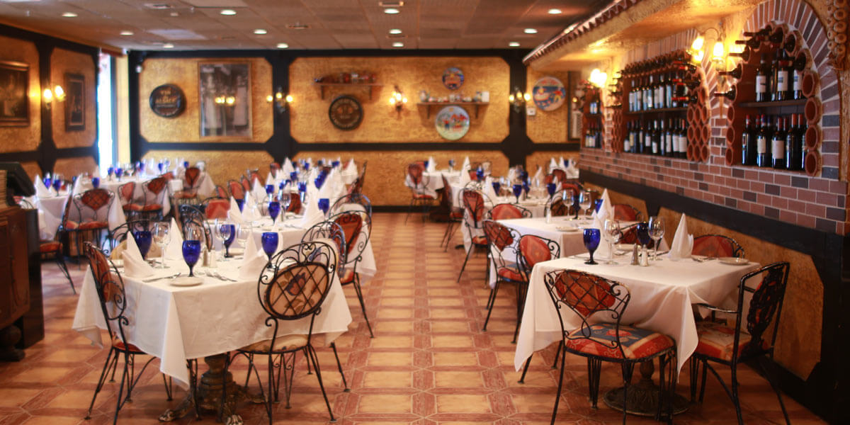 Capriccio Italian Restaurant Pembroke Pines Fl